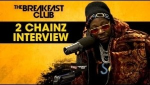 "2 Chainz Talks ""rap Or Go To The League,"" Lebron James & More On The Breakfast Club"